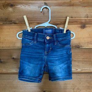 Old Navy Jegging Denim Shorts (5 Regular)